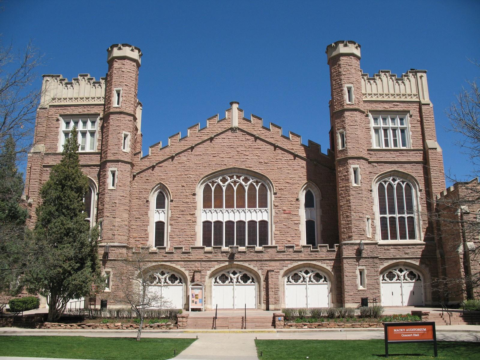 أفضل جامعات كولورادو