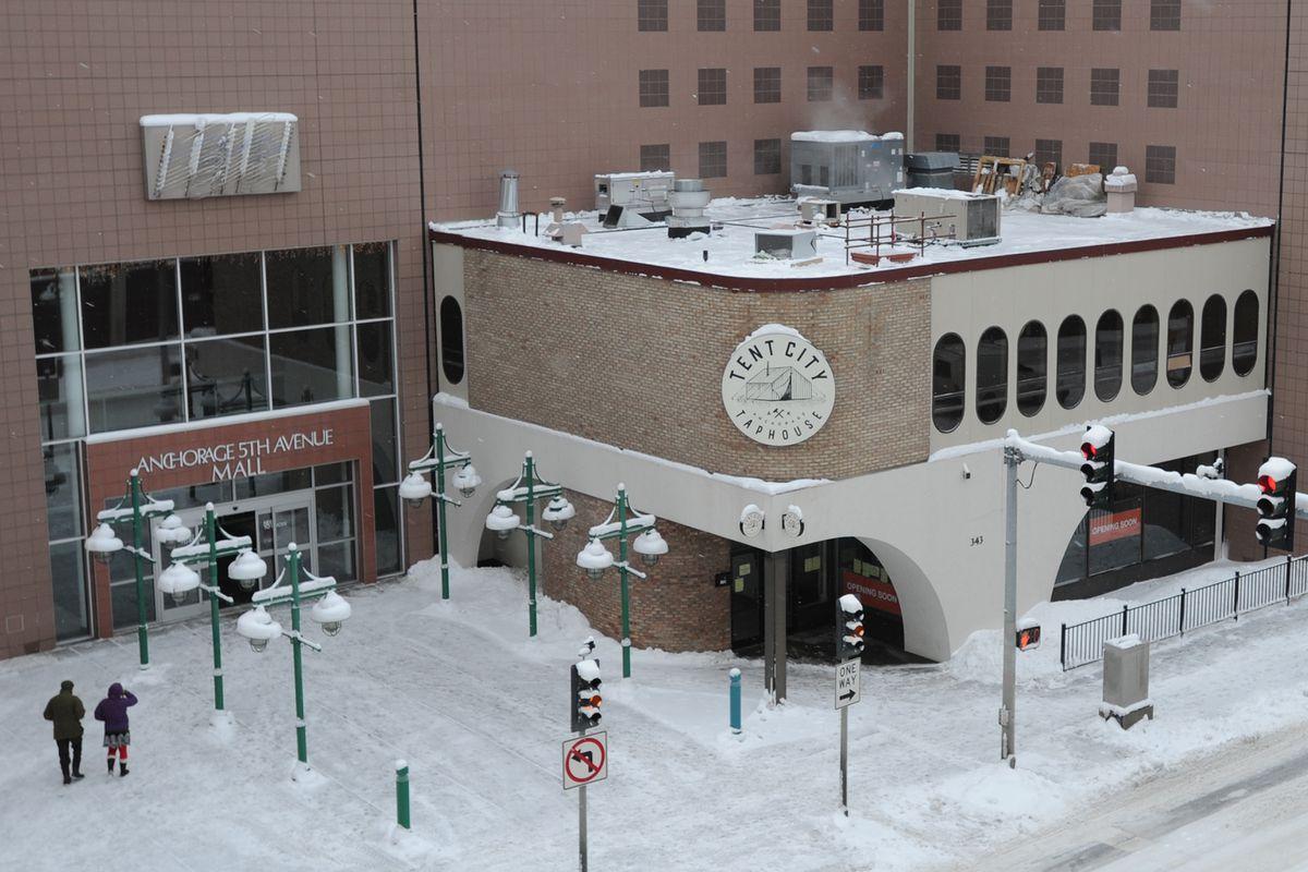 أفضل مراكز التسوق في ألاسكا