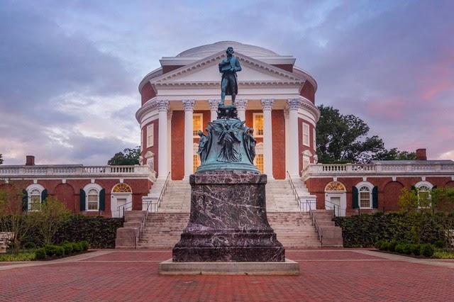 أفضل جامعات فيرجينيا