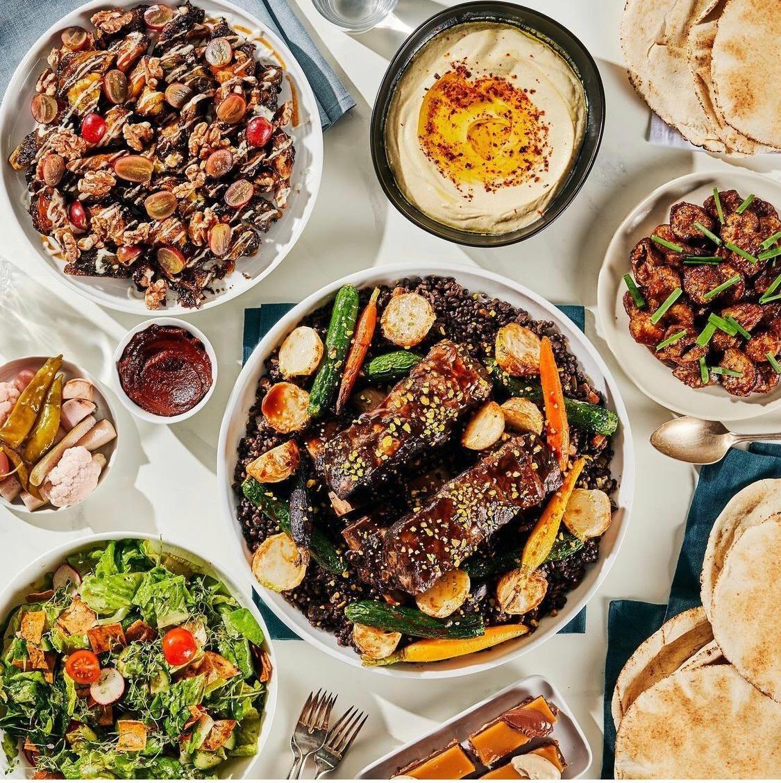 قائمة أفضل مطاعم عربية في نيويورك