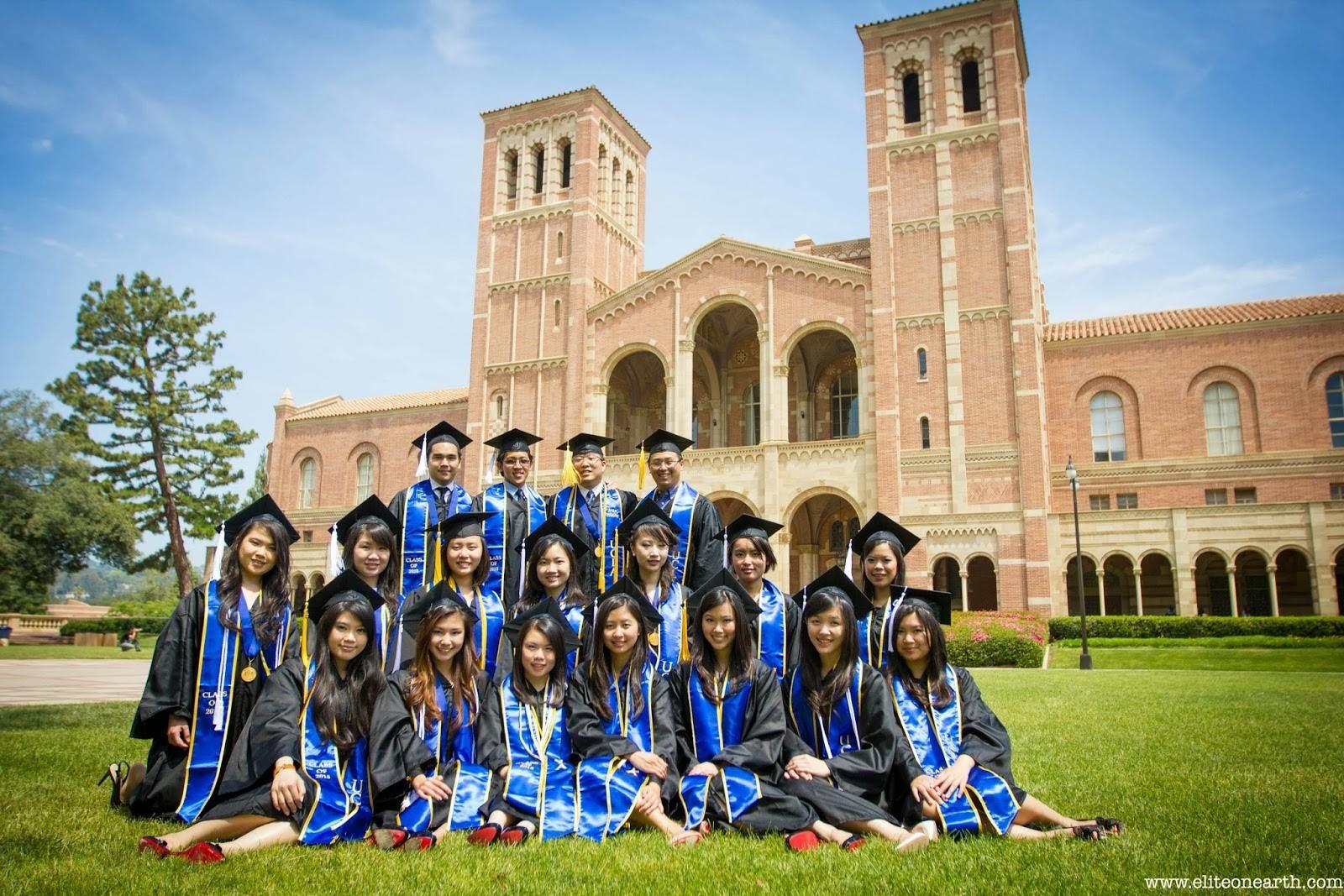 جامعات لوس أنجلوس