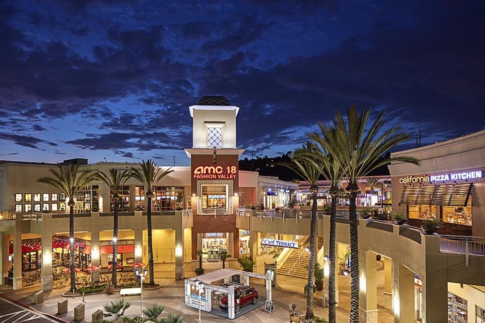 قائمة أفضل مراكز التسوق في سان دييغو