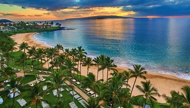 جزر السياحة في هاواي