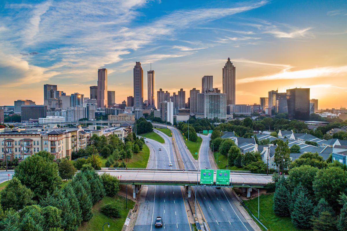 أتلانتا: المدينة التي تغير أمريكا باستمرار