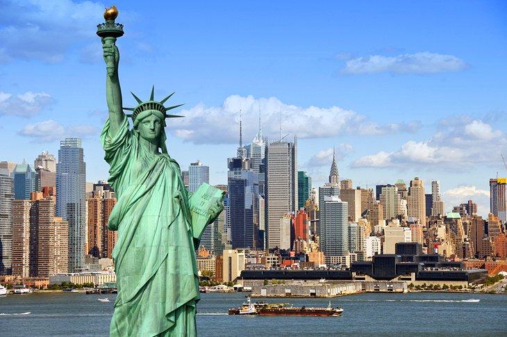 أفضل أماكن للزيارة في أمريكا 2021