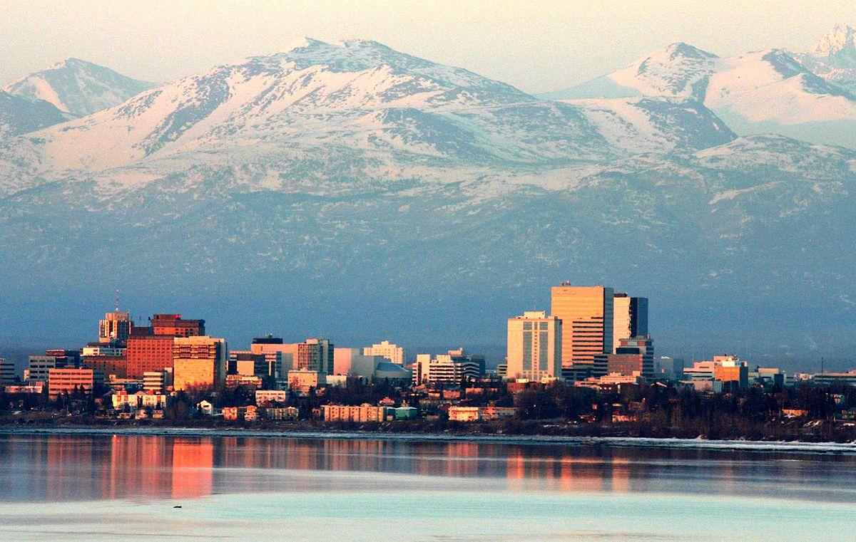 ألاسكا تتصدر قائمة أبرد 10 ولايات في أمريكا