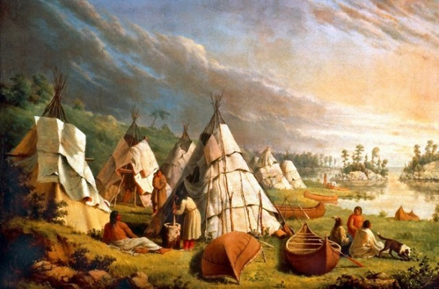 الأمريكيون الأوائل عبر التاريخ