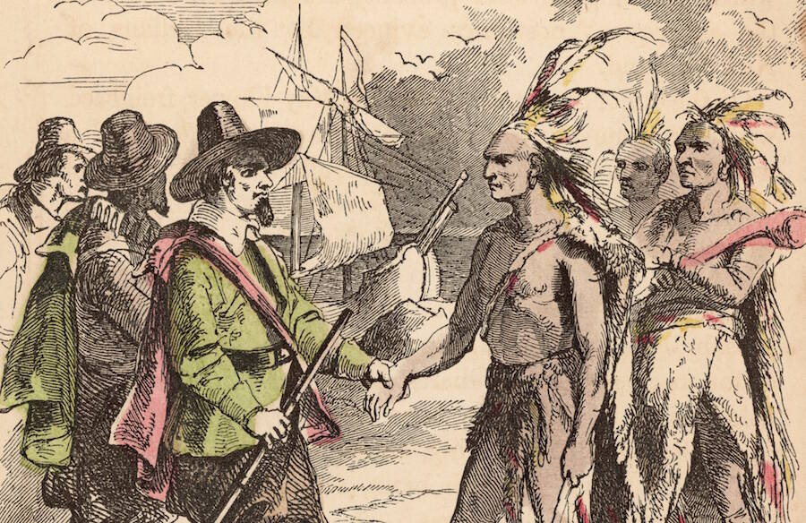 الأمريكيون الأوائل – نظرة على التاريخ الامريكي (الجزء 4)