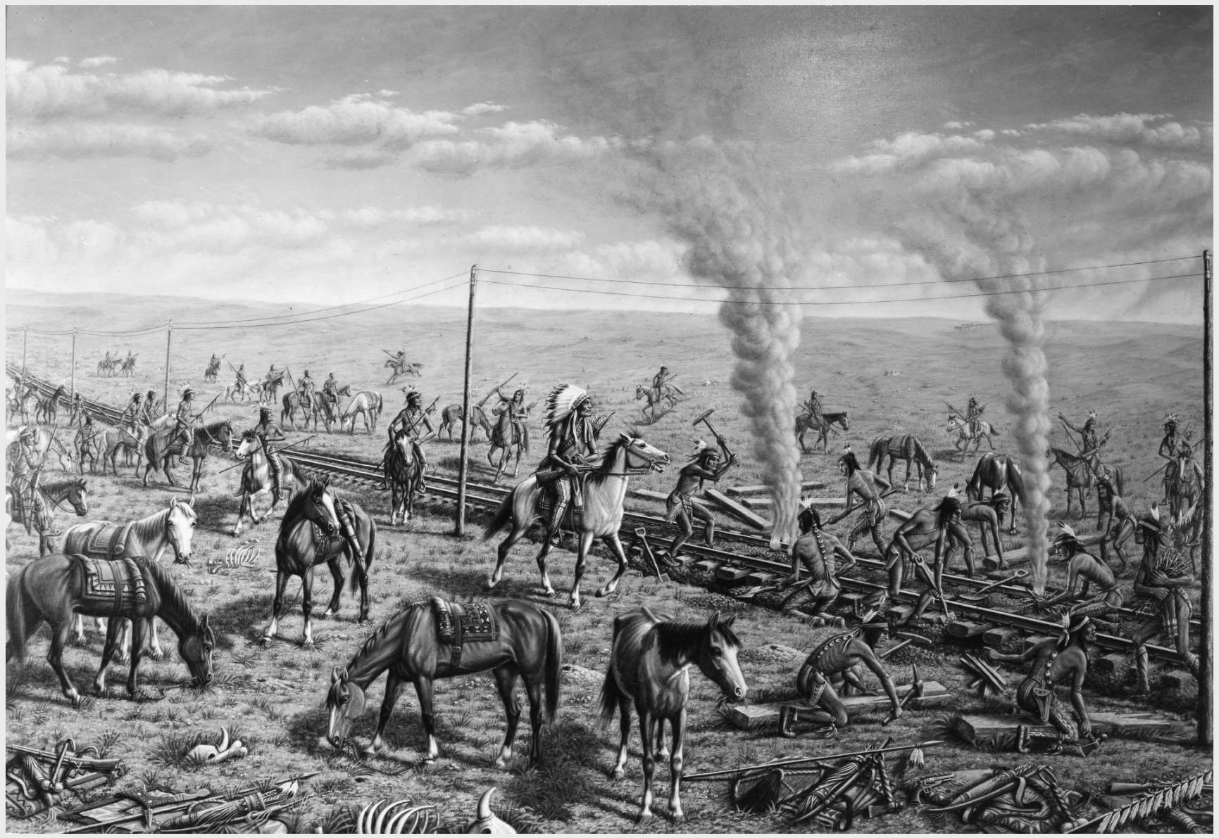 الأمريكيون الأوائل – نظرة على التاريخ الامريكي (الجزء 5)