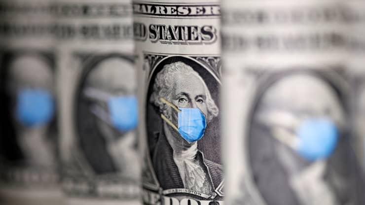 الدين الفيدرالي الامريكي يصل الى 26.9 تريليون دولار - تقرير بالأرقام
