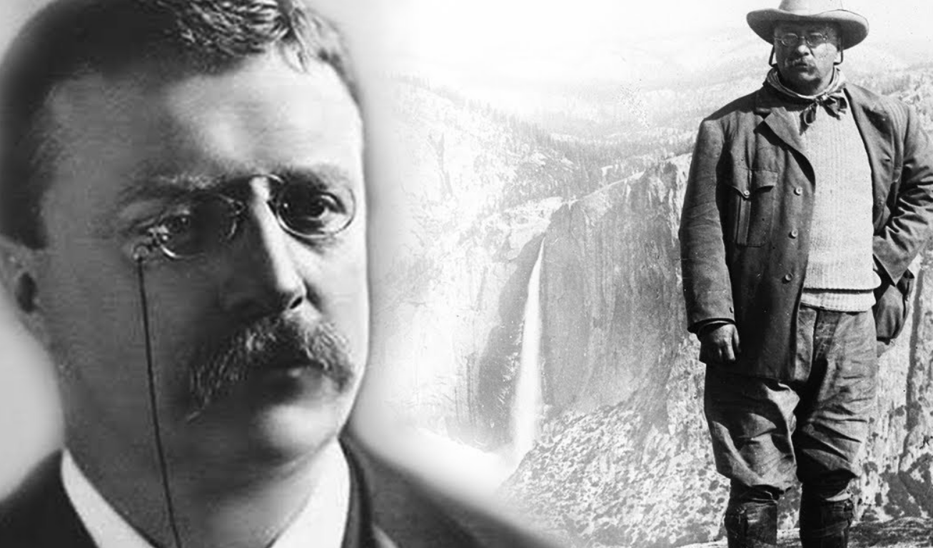 ثيودور روزفلت - التاريخ الامريكي