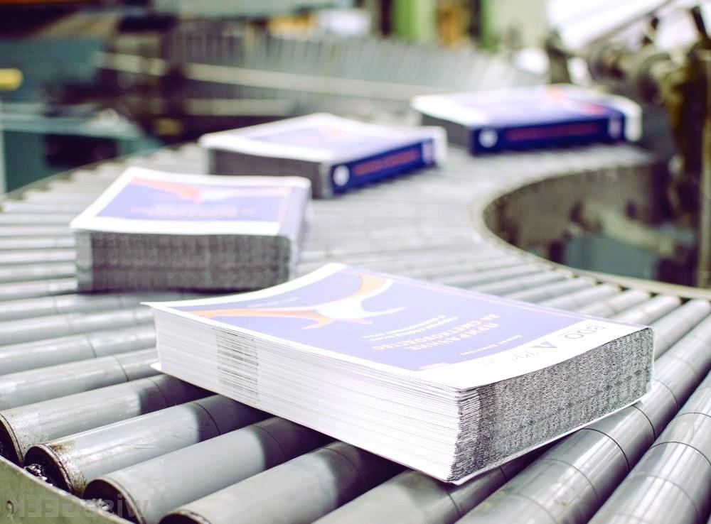 دور النشر الأمريكية