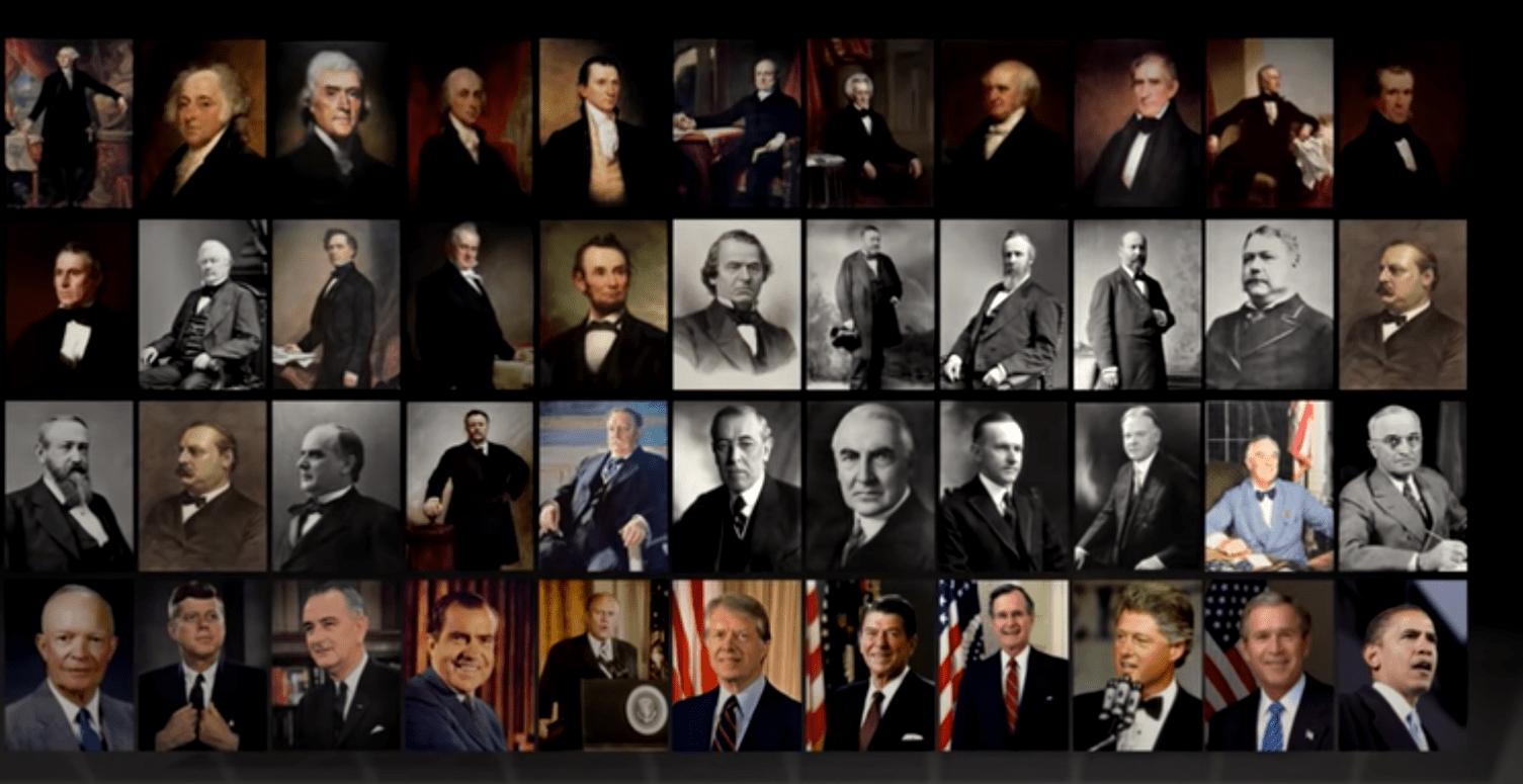 رؤساء الولايات المتحدة الذين خدموا أقصر وقت في المنصب