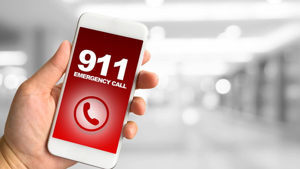 رقم هاتف الطوارئ في امريكا