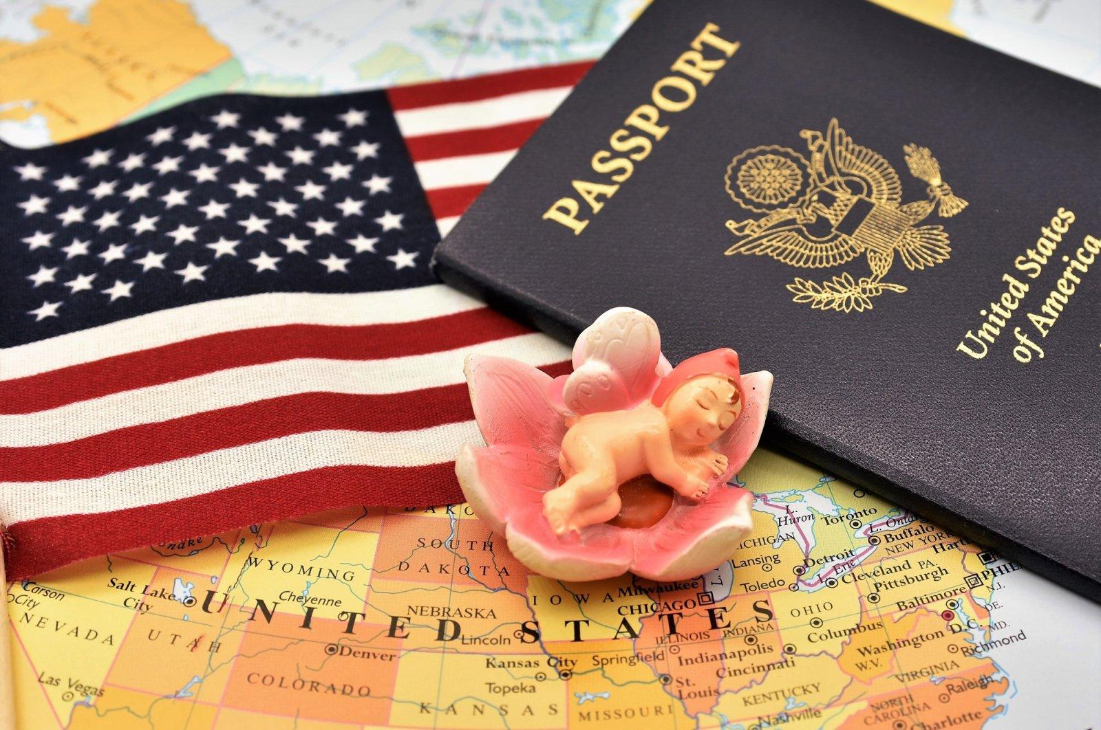 سياحة الولادة في أمريكا