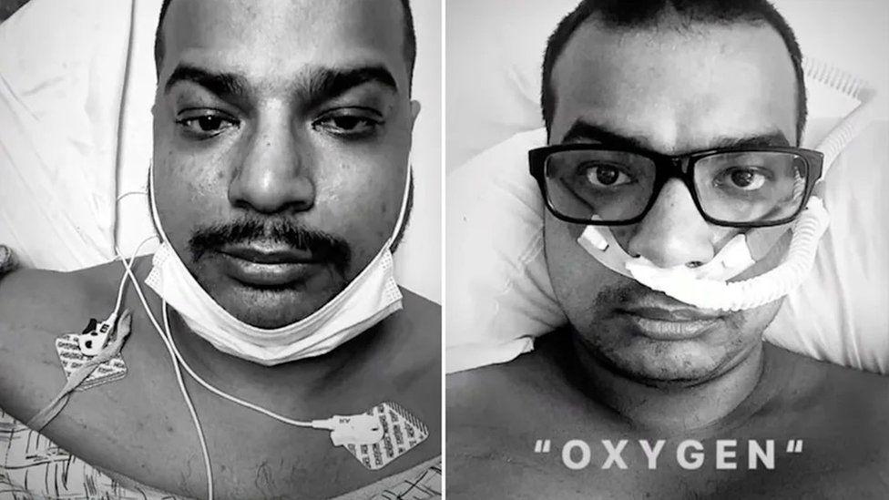 كاليفورنيا: وفاة رجل بسبب كوفيد 19 بعد ان اعتاد السخرية من الفيروس في وسائل التواصل