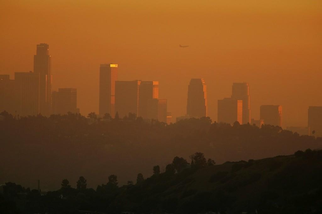 تلوث الهواء في أمريكا - تقرير 2021 يدين كاليفورنيا