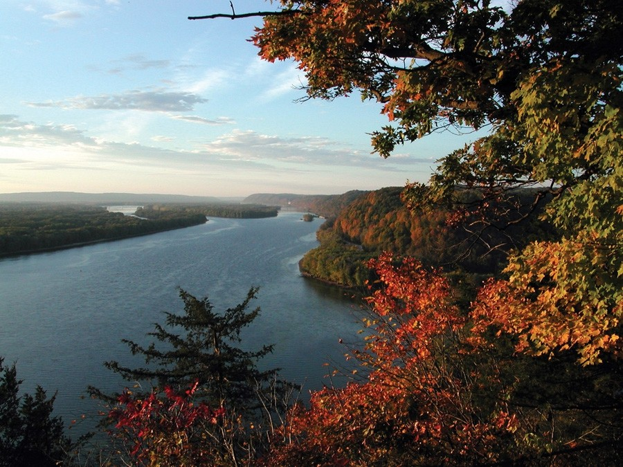 الأنهار في الولايات المتحدة - أشهر 4 أنهار مع نبذة تاريخية