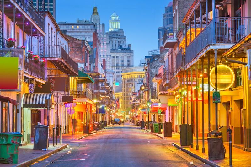 أشهر الشوارع الامريكية للزيارة في 2022