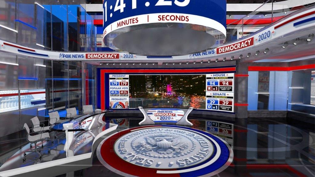 قنوات الأخبار الأمريكية