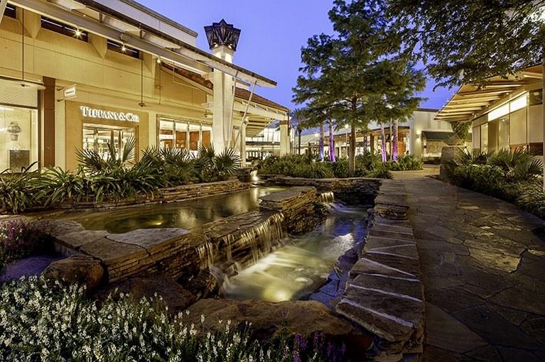 مراكز التسوق في تكساس