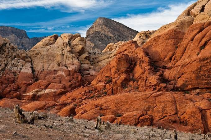 تسلق الصخور في أمريكا