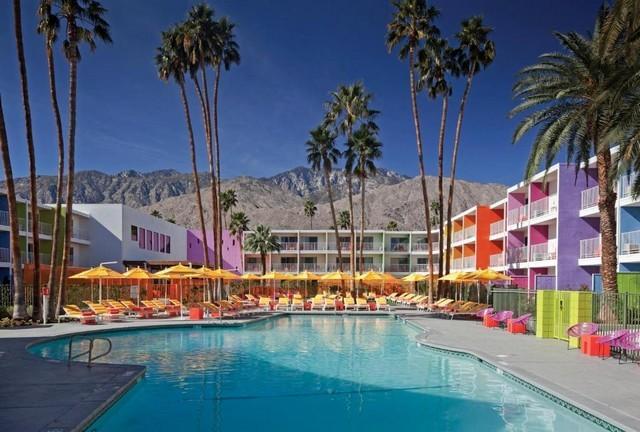 أفضل فنادق بالم سبرينغز