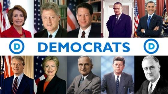 أعضاء الحزب الديمقراطي الأمريكي