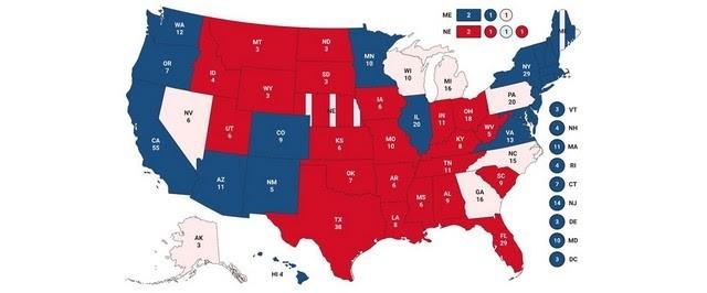 الأحزاب السياسية في أمريكا