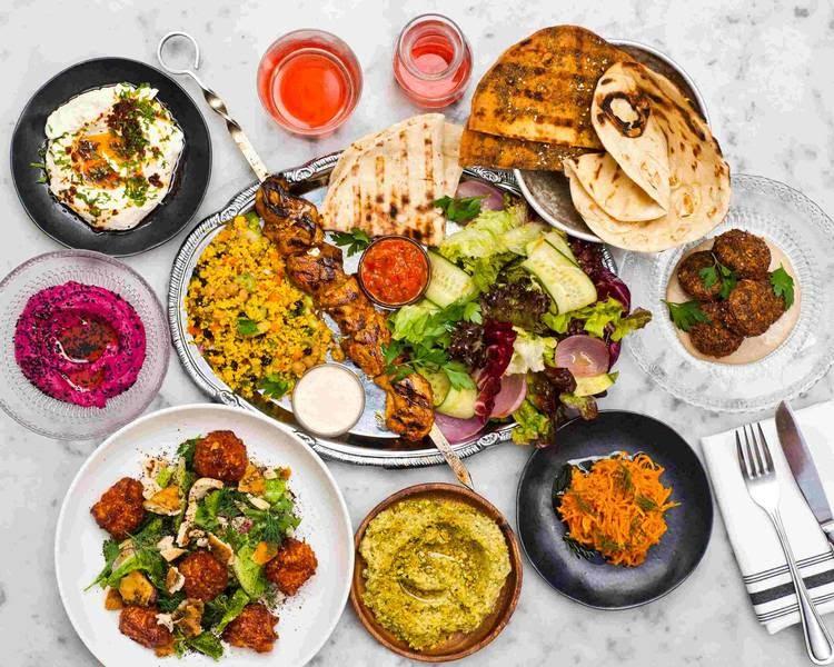 أفضل مطاعم عربية في لوس أنجلوس