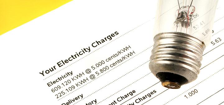 أسعار الكهرباء في امريكا (يونيو 2020 - يونيو 2021)