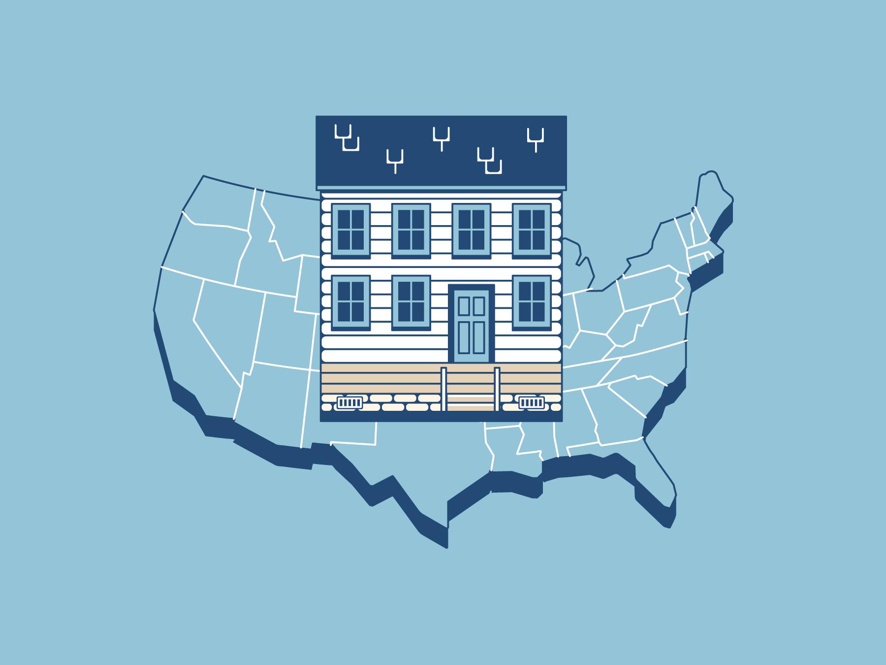أقدم المباني الاثرية في امريكا