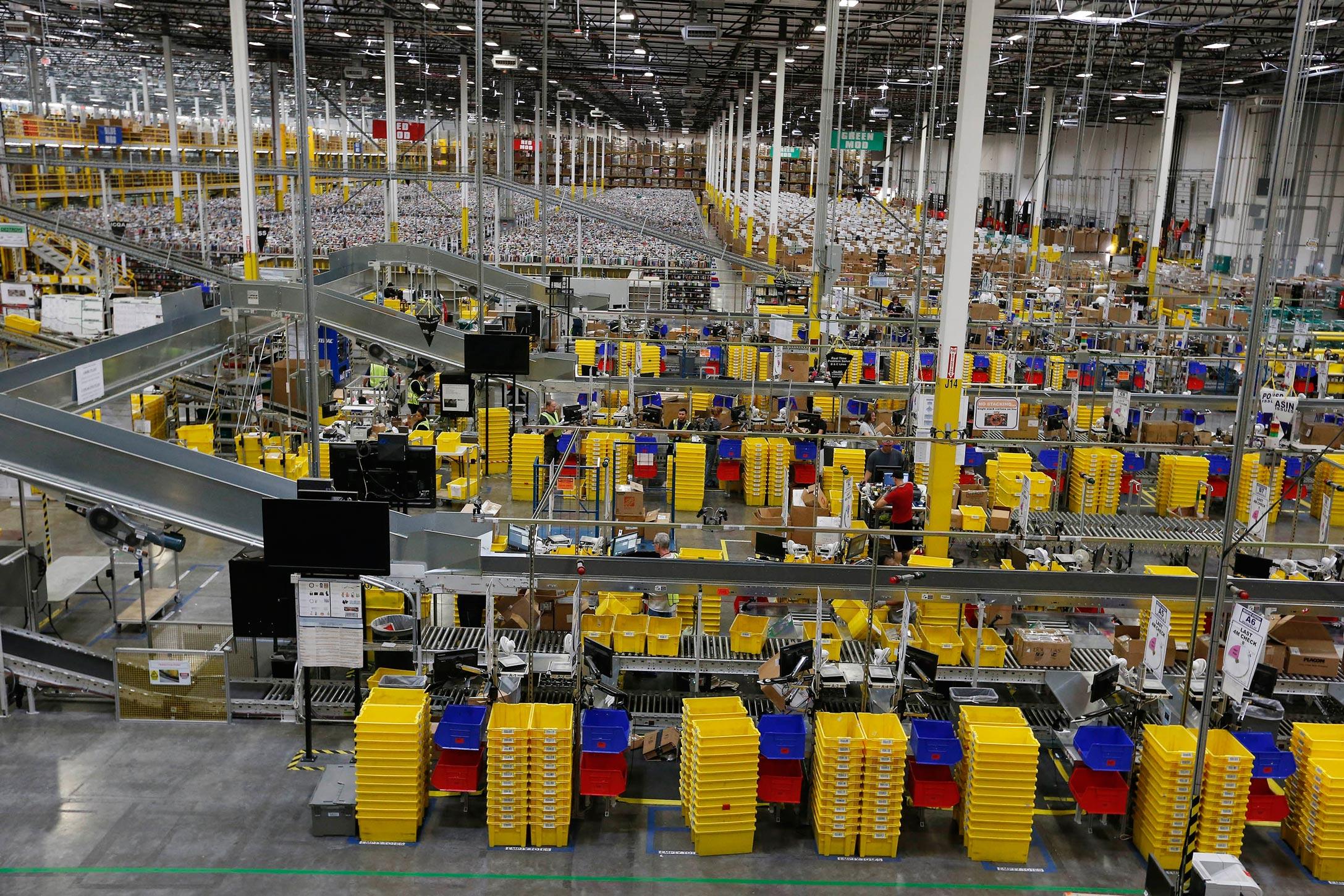 أفضل 5 شركات توصيل في الولايات المتحدة