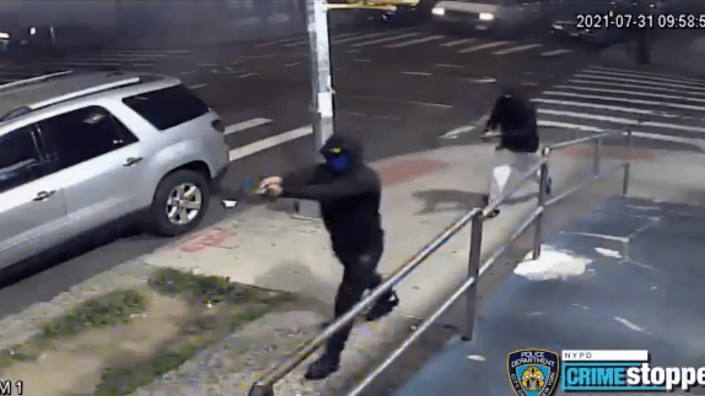 نيويورك - إطلاق نار جماعي يصيب 10 أشخاص على الاقل