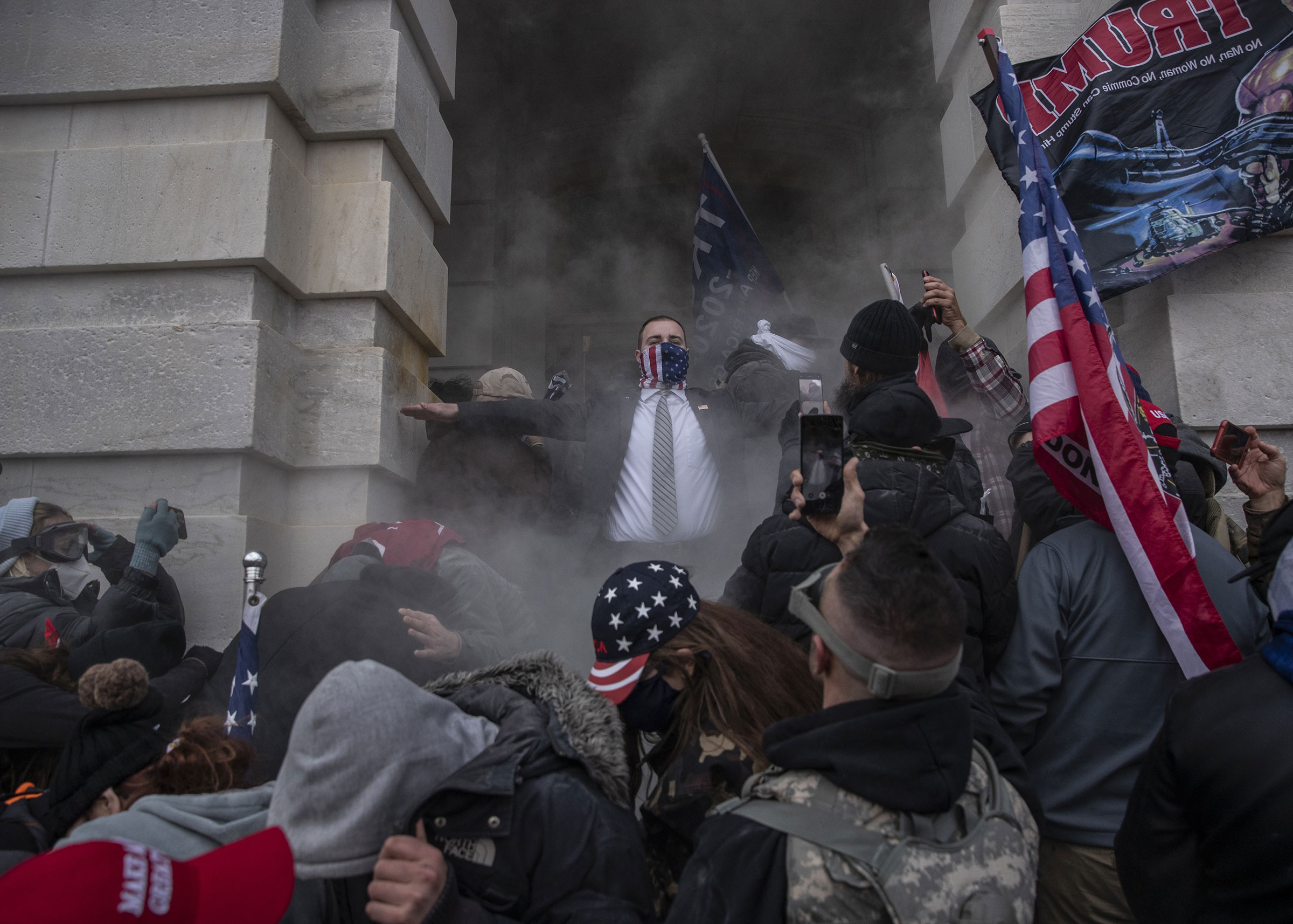 رابع ضابط شرطة أمريكي ينتحر بسبب أحداث 6 يناير