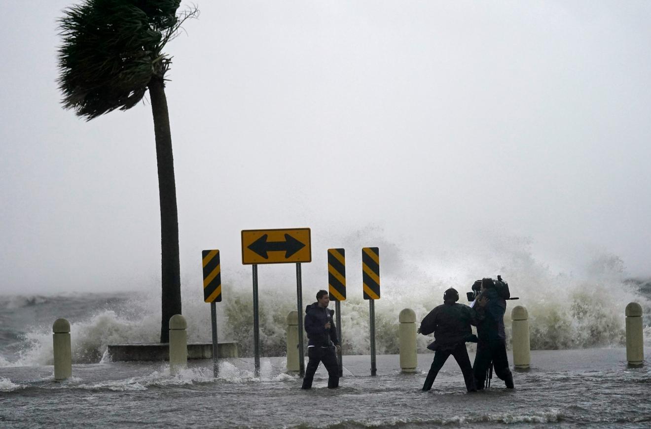 إعصار إيدا سيكون (أقوى عاصفة تضرب لويزيانا منذ خمسينيات القرن الـ 19)