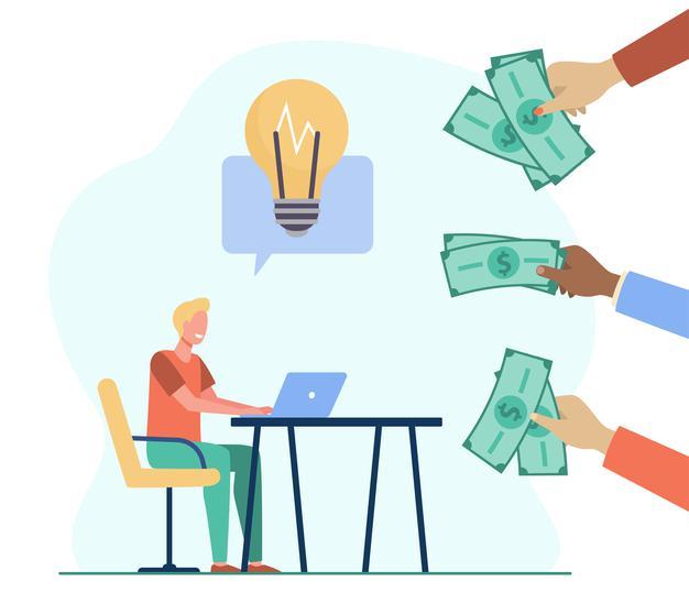 العمل الحر في امريكا: التخصصات والرواتب في 2021