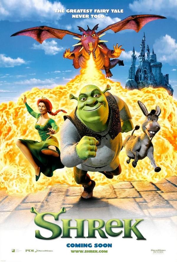 افلام الرسوم المتحركة - animation movies winning oscar - Shrek