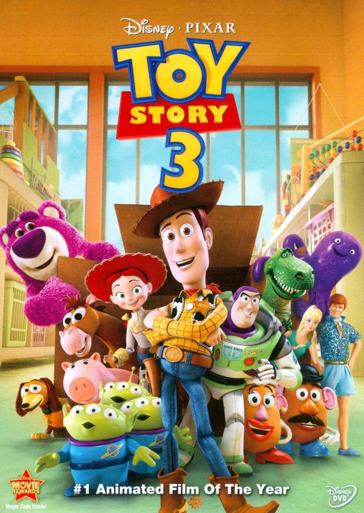افلام الرسوم المتحركة - animation movies winning oscar Toy story3