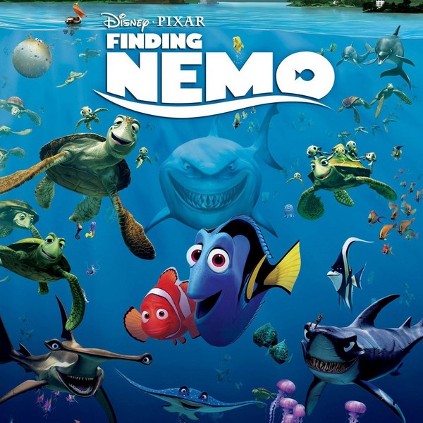 افلام الرسوم المتحركة - animation movies winning oscar - finding nemo