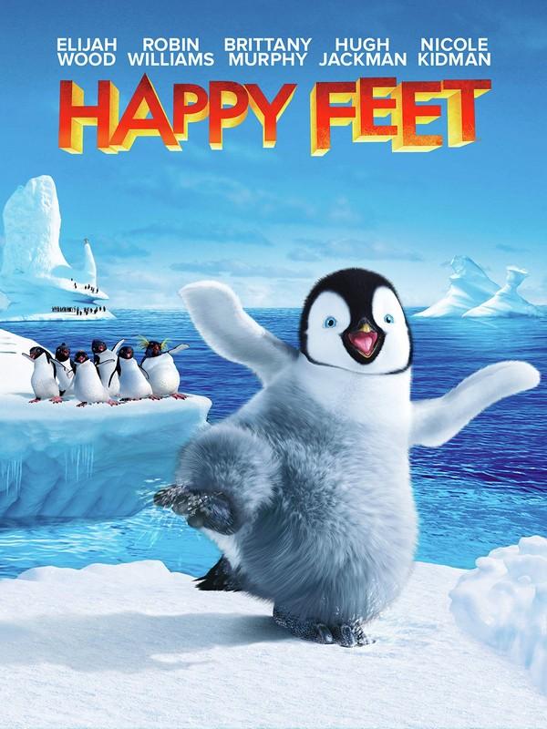 افلام الرسوم المتحركة - animation movies winning oscar happy feet