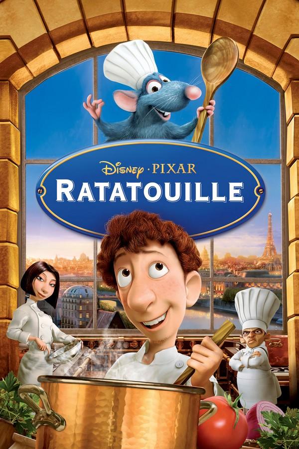 افلام الرسوم المتحركة - animation movies winning oscar ratatouille