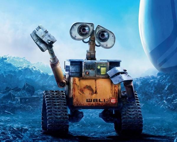 افلام الرسوم المتحركة - animation movies winning oscar wall-e