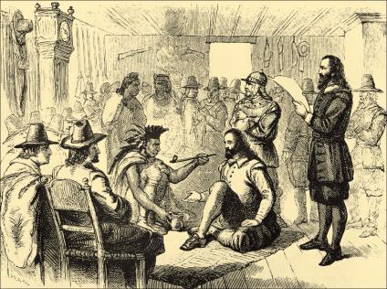 الأمريكيون الأوائل – نظرة على التاريخ الامريكي (الجزء 8)
