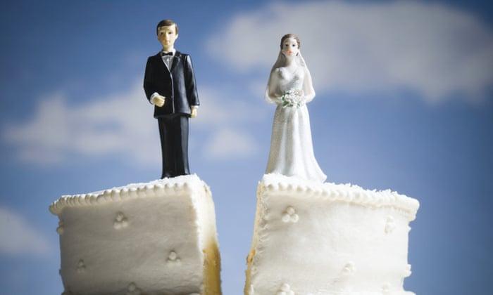 قوانين الطلاق في أمريكا