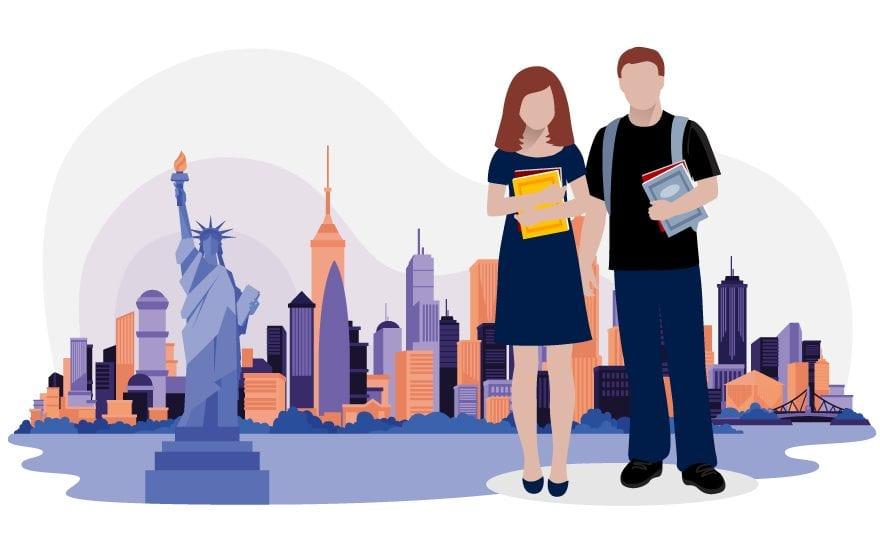 الطلبة الوافدين 6 مشاكل يواجهها راغبي الدراسة في امريكا