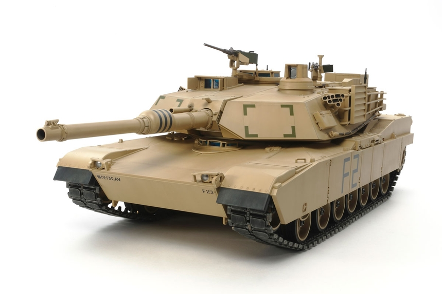 الكويت تستلم دبابات M1A2K الامريكية بعد عامين من الموعد الاصلي