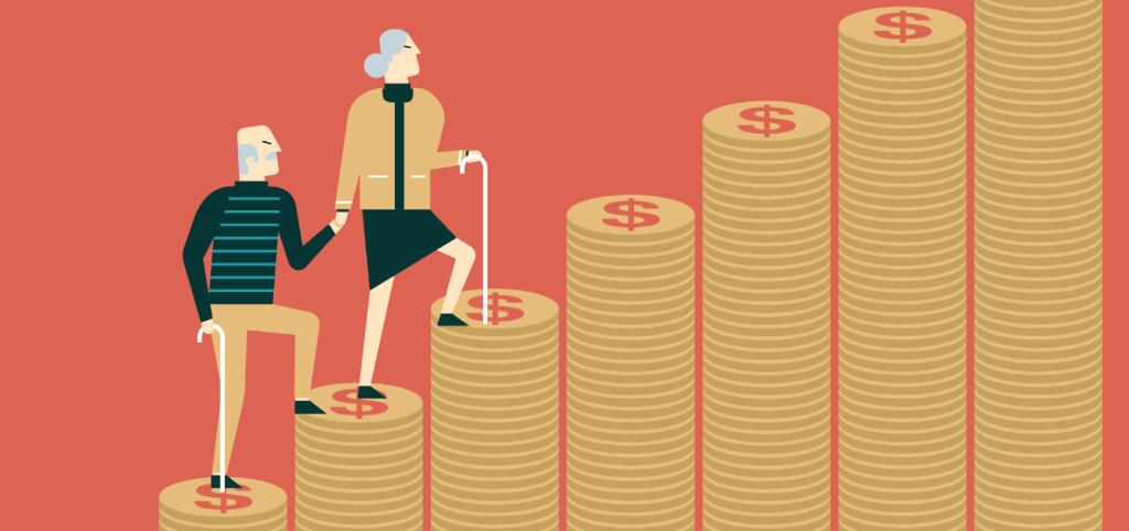 المعاشات التقاعدية في امريكا: مشاكل وروتين وتراكمات زمنية