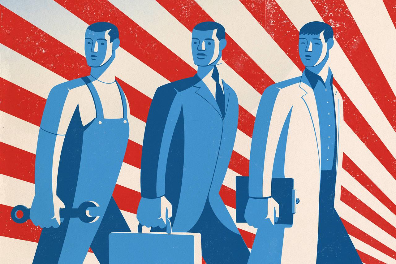 الوظائف في امريكا