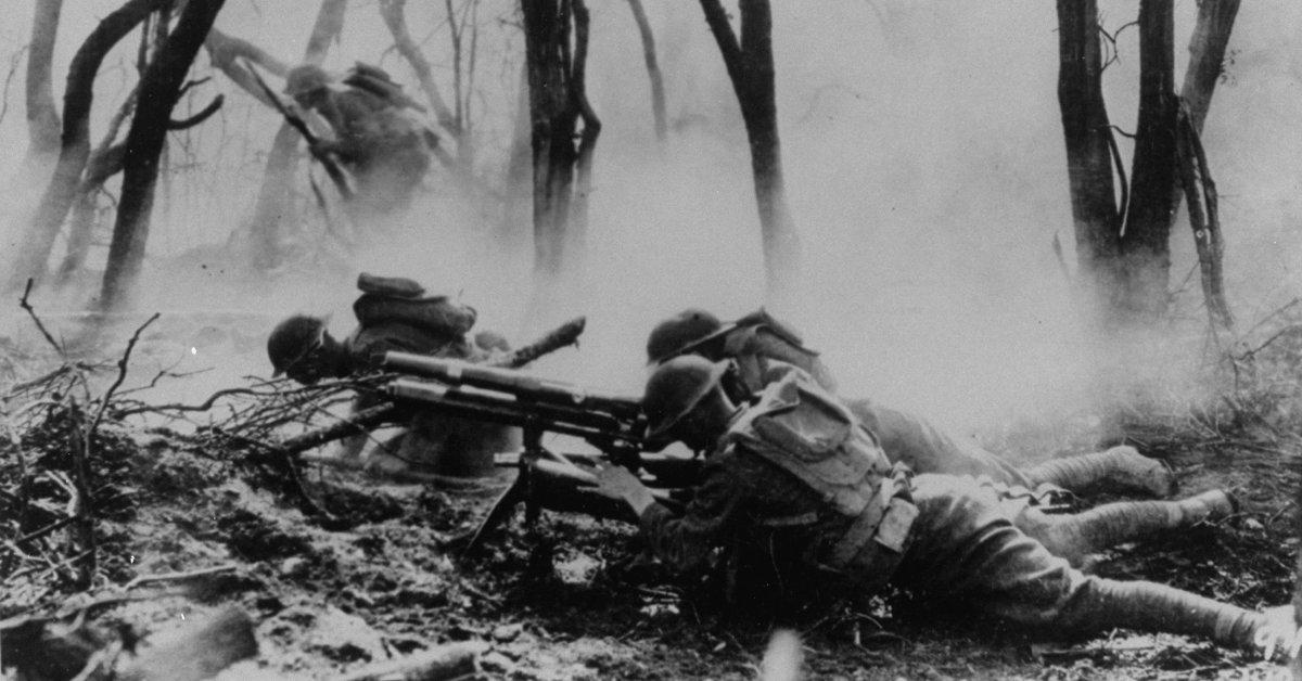 الولايات المتحدة والحرب العالمية الاولى (1914 - 1918)
